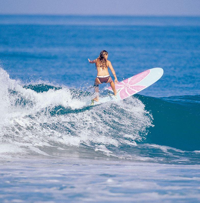 Surf en la Playa de la Zurriola