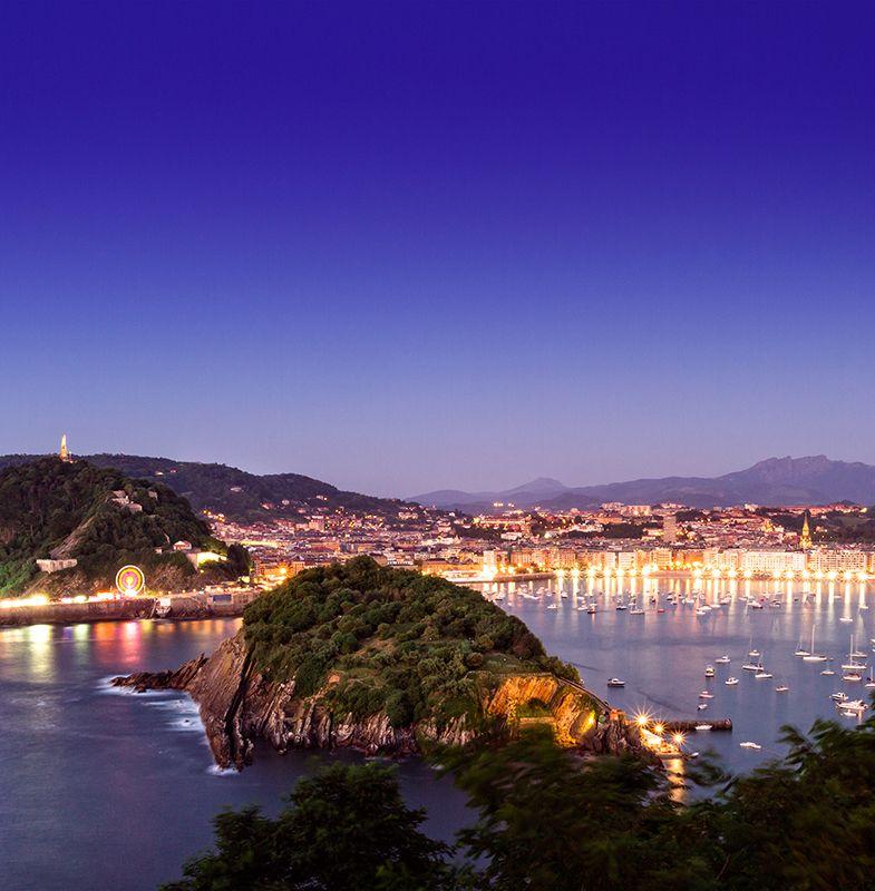 Igeldoko Mendia Donostia-San Sebastián