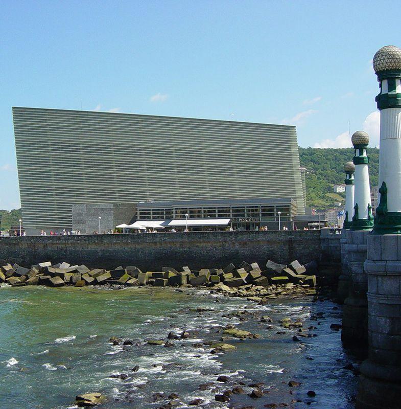 Palacio de Congresos y Auditorium Kursaal